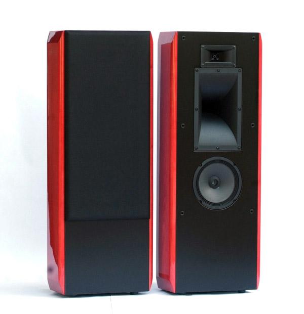 Horn loaded speakers