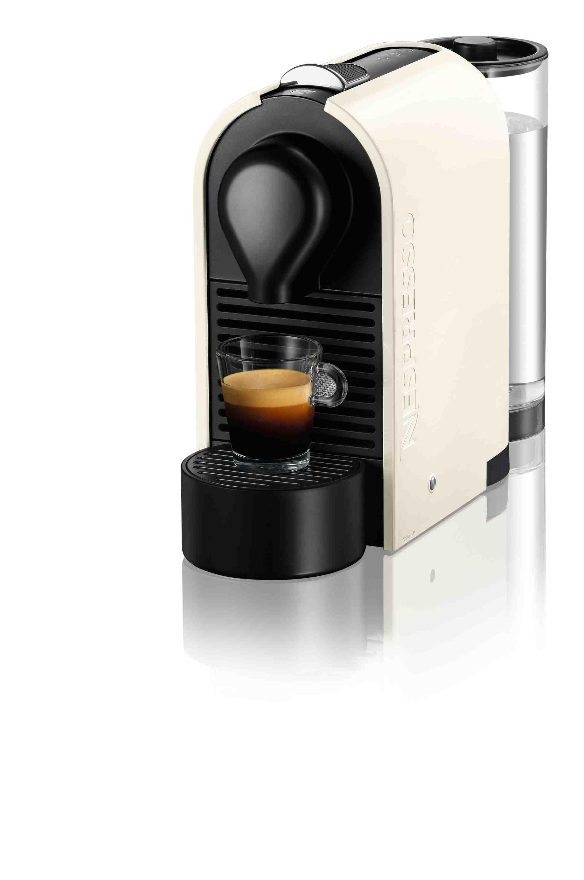 new entry level nespresso machine. Black Bedroom Furniture Sets. Home Design Ideas