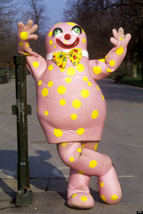 This Week Across Time Mr Blobby Back Into Hell