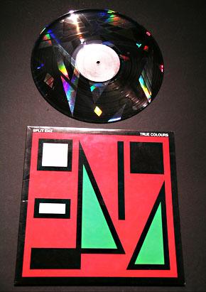 Split Enz - Give It A Whirl