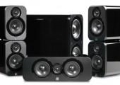 WDF-QA--3000-5.1-System-Gloss-Black