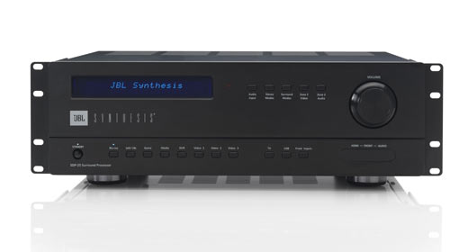 JBL Synthesis SDP-25 Surround Processor